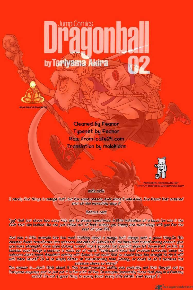 Dragon Ball Chapter 22  Online Free Manga Read Image 15