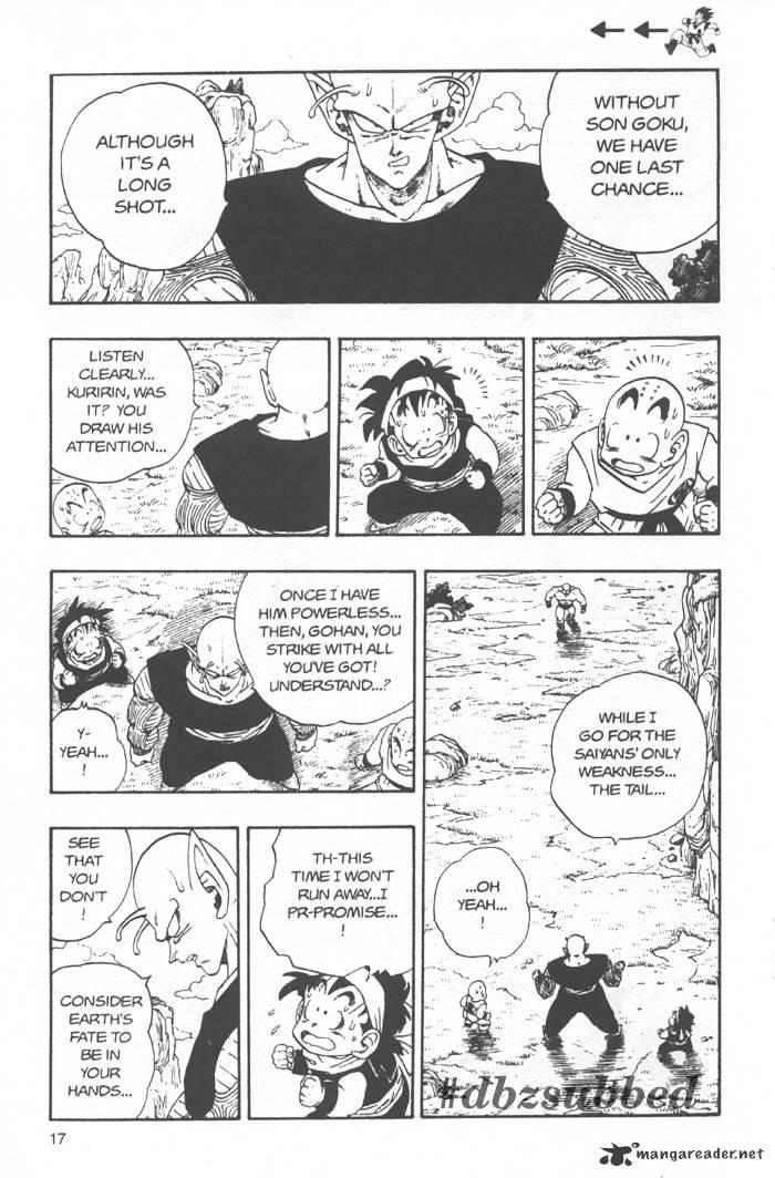 Dragon Ball Chapter 220  Online Free Manga Read Image 2