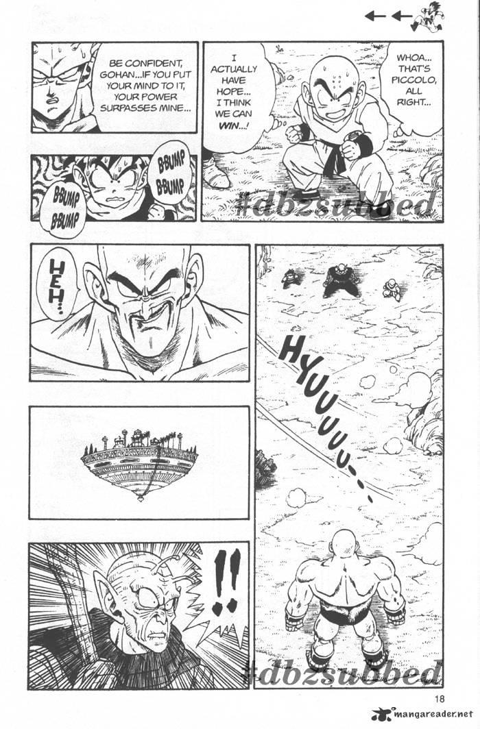 Dragon Ball Chapter 220  Online Free Manga Read Image 3