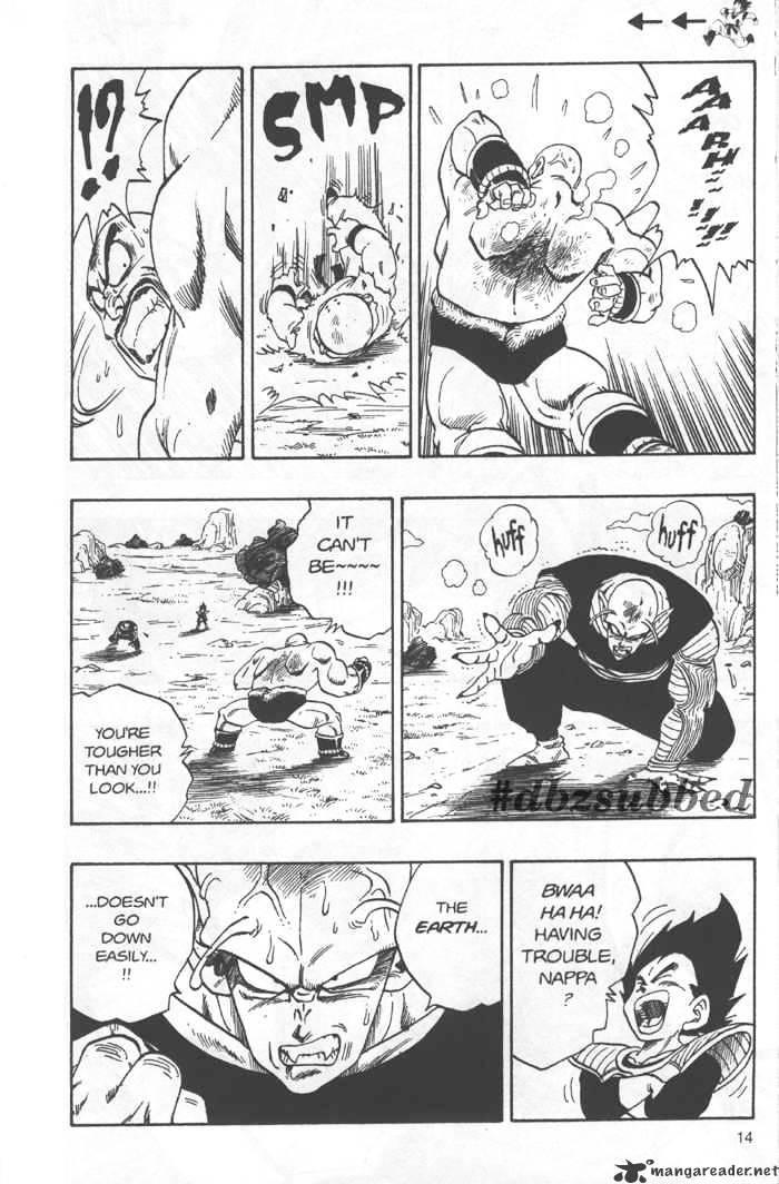 Dragon Ball Chapter 221  Online Free Manga Read Image 13