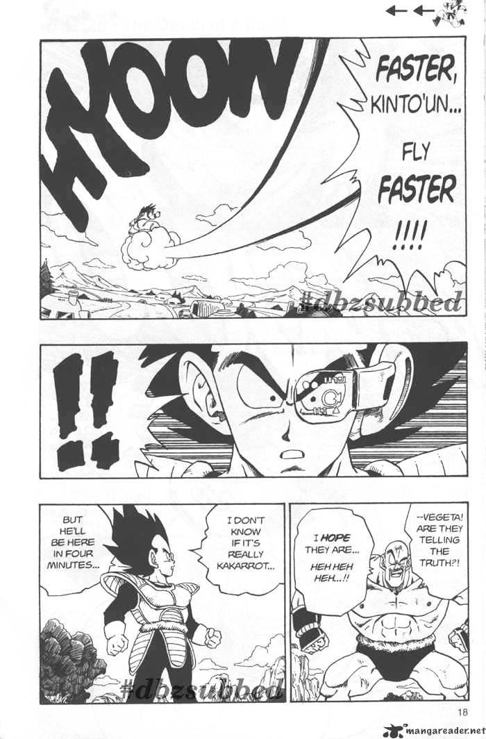Dragon Ball Chapter 222  Online Free Manga Read Image 3