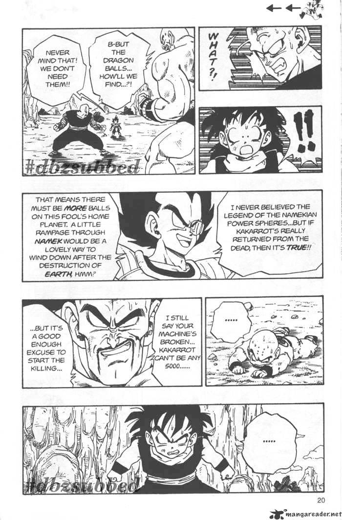 Dragon Ball Chapter 222  Online Free Manga Read Image 5