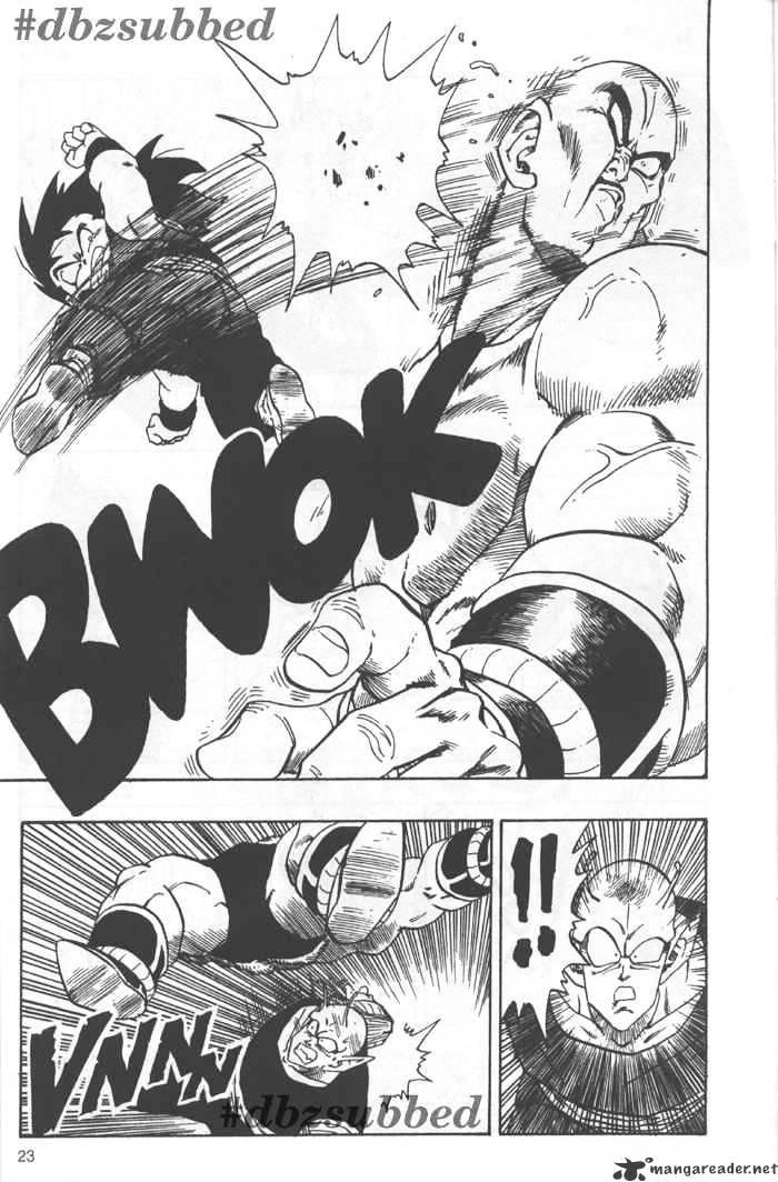 Dragon Ball Chapter 222  Online Free Manga Read Image 8