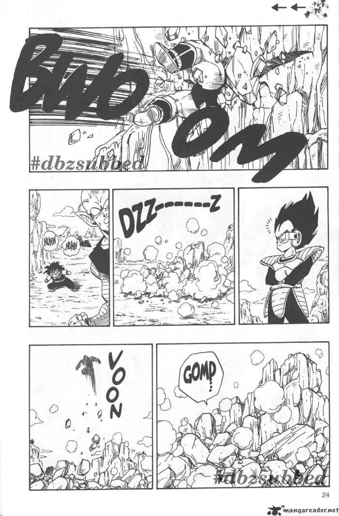 Dragon Ball Chapter 222  Online Free Manga Read Image 9
