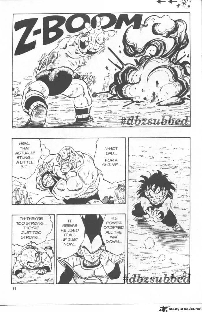 Dragon Ball Chapter 223  Online Free Manga Read Image 14