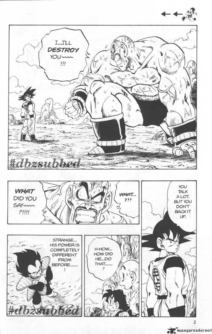Dragon Ball Chapter 225  Online Free Manga Read Image 2