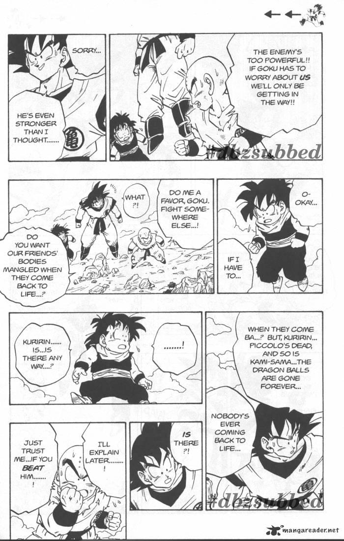 Dragon Ball Chapter 227  Online Free Manga Read Image 11