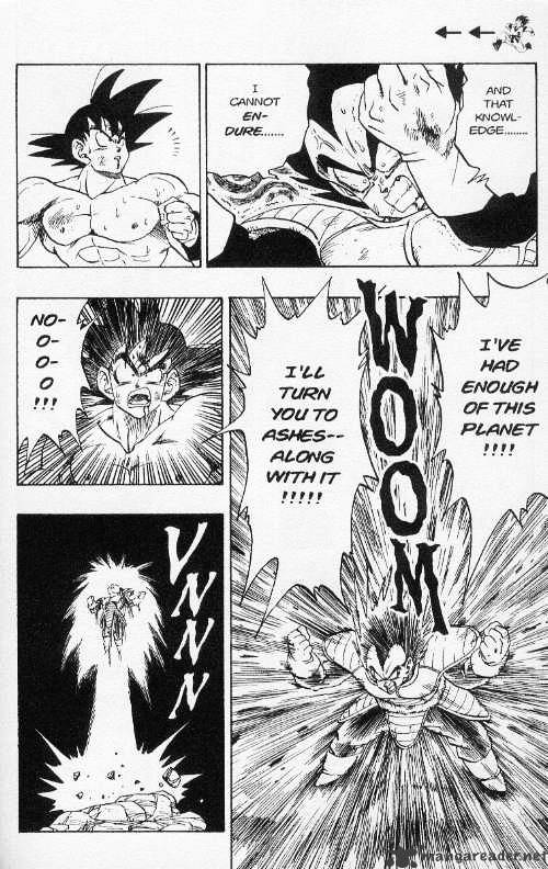 Dragon Ball Chapter 231  Online Free Manga Read Image 8