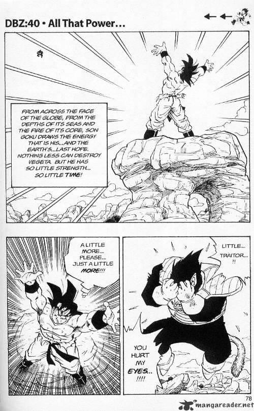 Dragon Ball Chapter 234  Online Free Manga Read Image 1