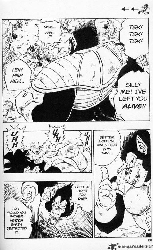 Dragon Ball Chapter 234  Online Free Manga Read Image 3