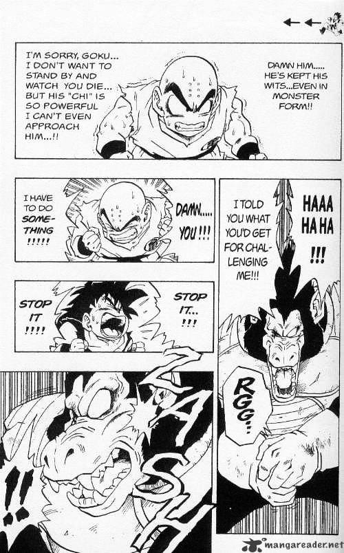 Dragon Ball Chapter 235  Online Free Manga Read Image 4