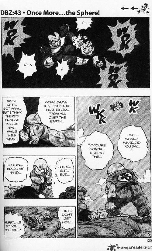Dragon Ball Chapter 237  Online Free Manga Read Image 1