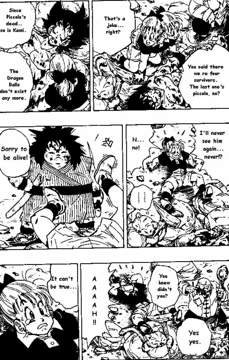 Dragon Ball Chapter 242  Online Free Manga Read Image 5