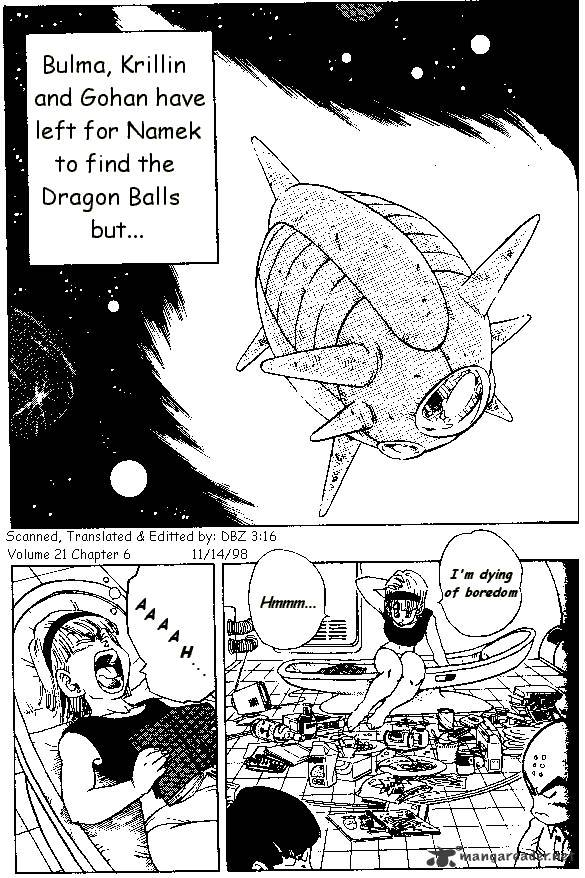 Dragon Ball Chapter 246  Online Free Manga Read Image 1