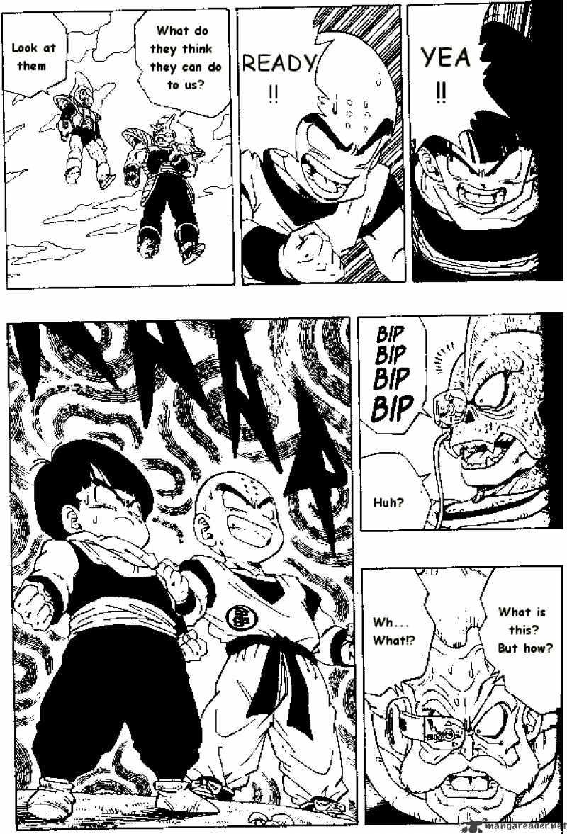 Dragon Ball Chapter 248  Online Free Manga Read Image 8