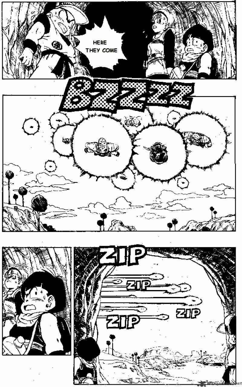 Dragon Ball Chapter 250  Online Free Manga Read Image 3