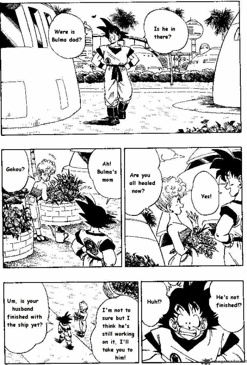 Dragon Ball Chapter 251  Online Free Manga Read Image 2