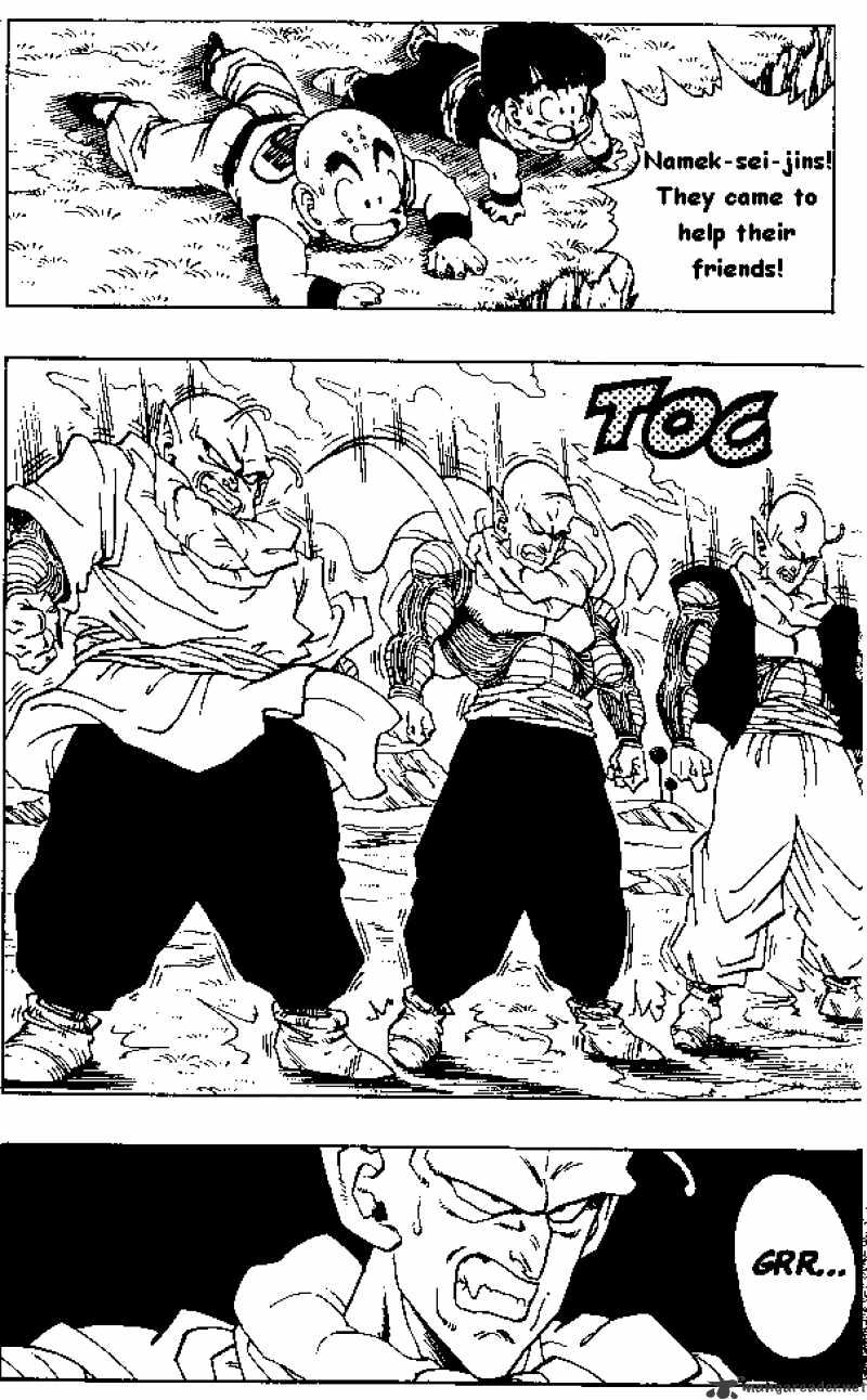 Dragon Ball Chapter 253  Online Free Manga Read Image 2