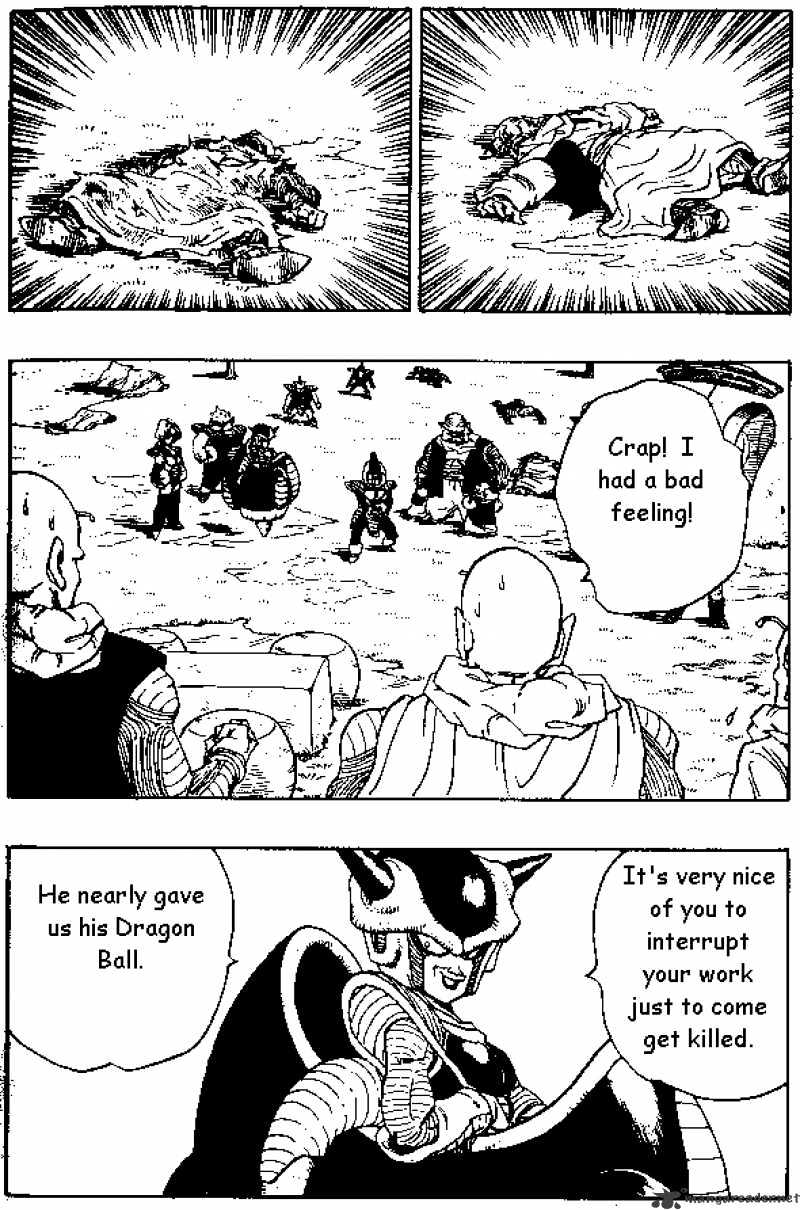 Dragon Ball Chapter 253  Online Free Manga Read Image 3