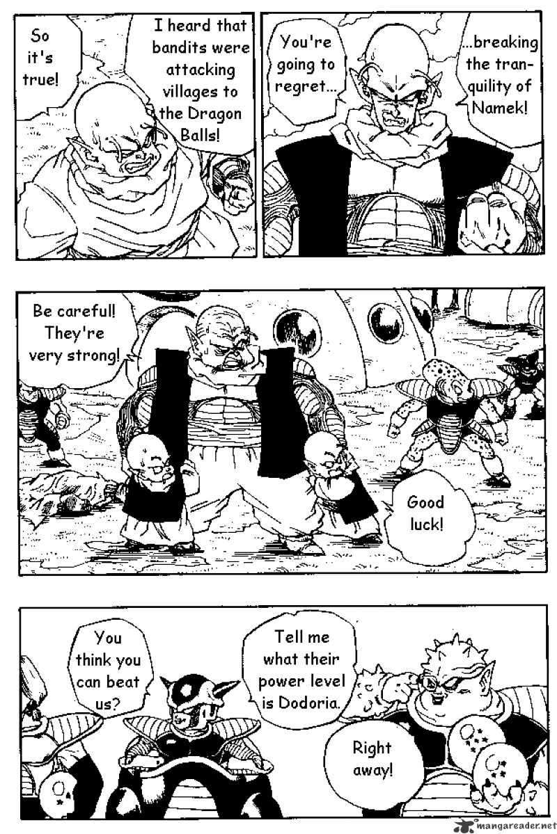 Dragon Ball Chapter 253  Online Free Manga Read Image 4
