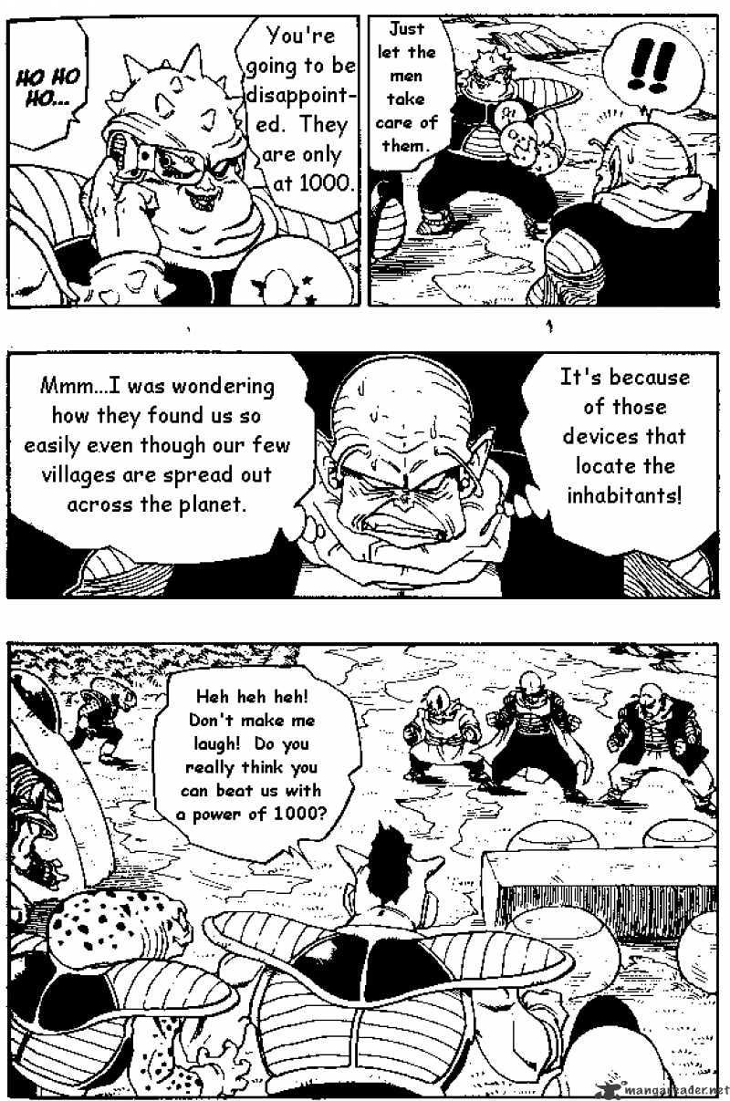 Dragon Ball Chapter 253  Online Free Manga Read Image 5