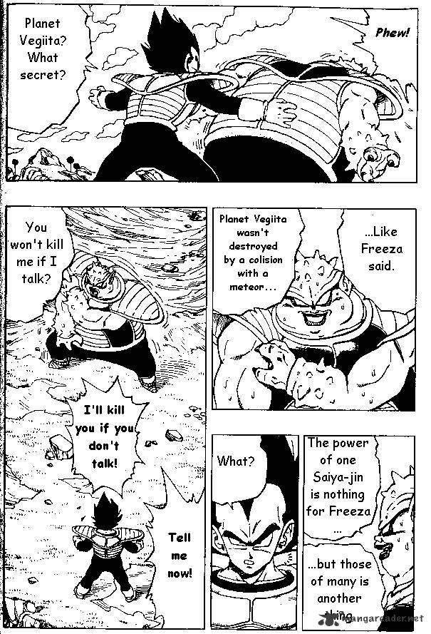 Dragon Ball Chapter 257  Online Free Manga Read Image 11