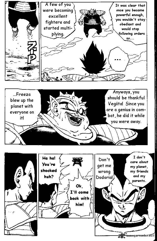 Dragon Ball Chapter 257  Online Free Manga Read Image 12