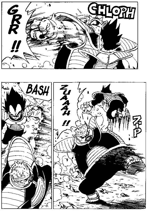 Dragon Ball Chapter 257  Online Free Manga Read Image 8
