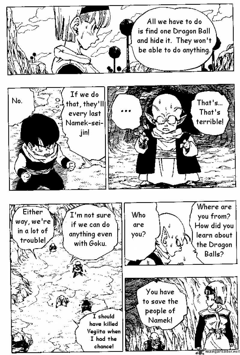 Dragon Ball Chapter 259  Online Free Manga Read Image 10