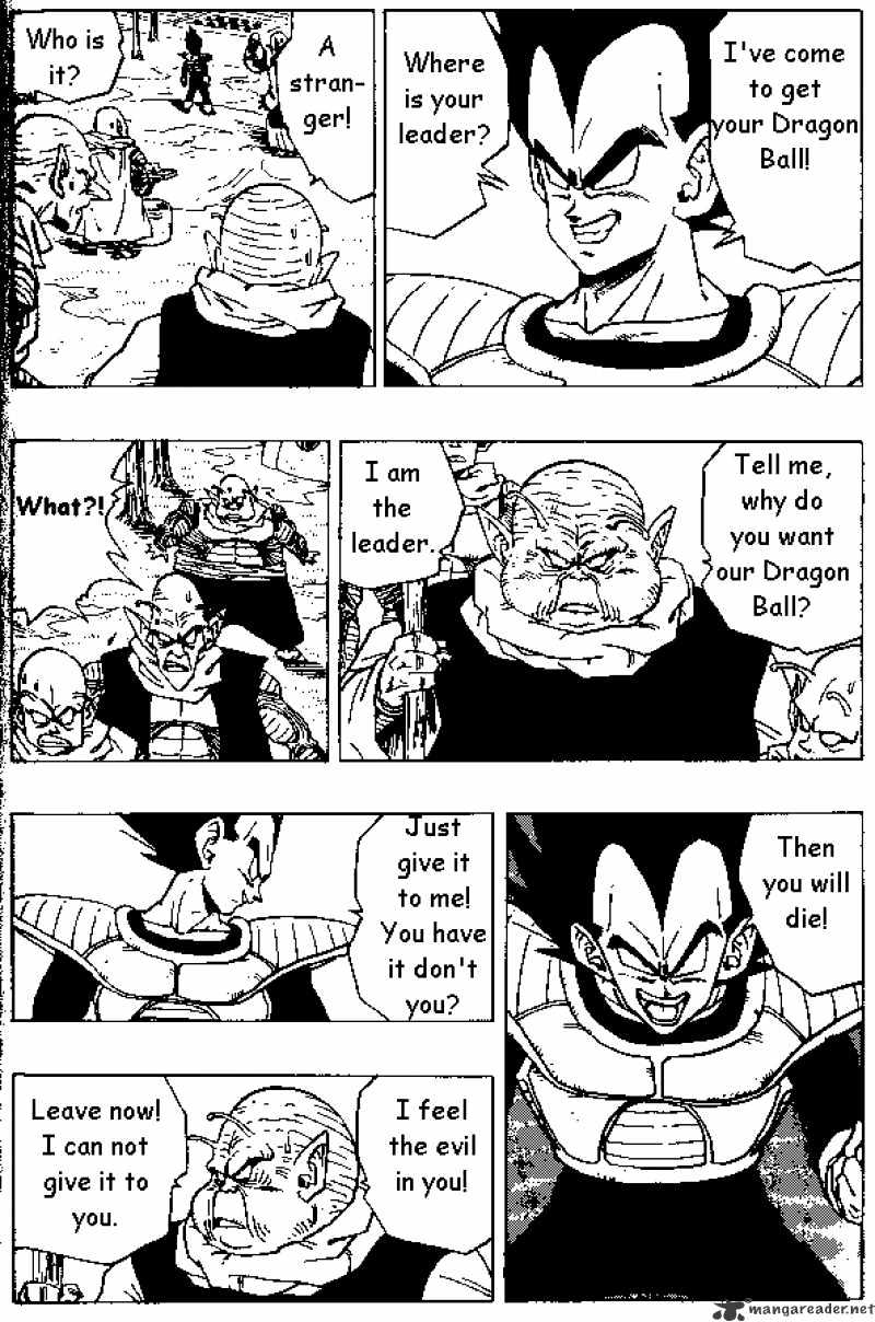 Dragon Ball Chapter 259  Online Free Manga Read Image 5