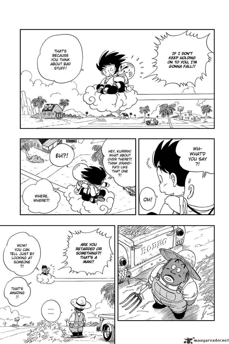 Dragon Ball Chapter 26  Online Free Manga Read Image 2