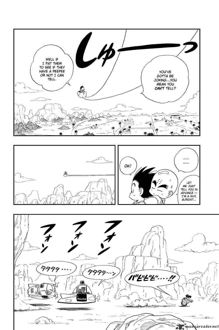 Dragon Ball Chapter 26  Online Free Manga Read Image 3