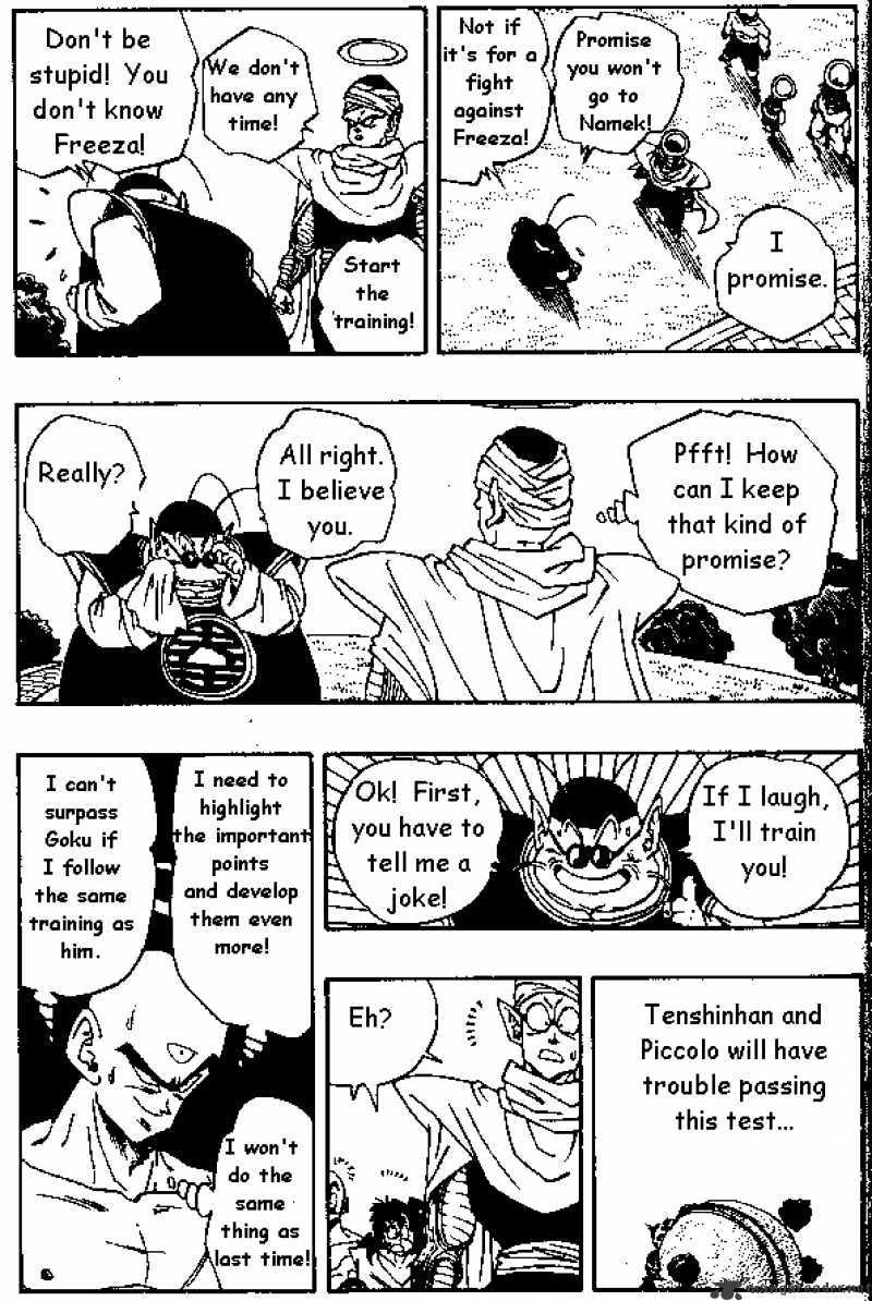Dragon Ball Chapter 261  Online Free Manga Read Image 8
