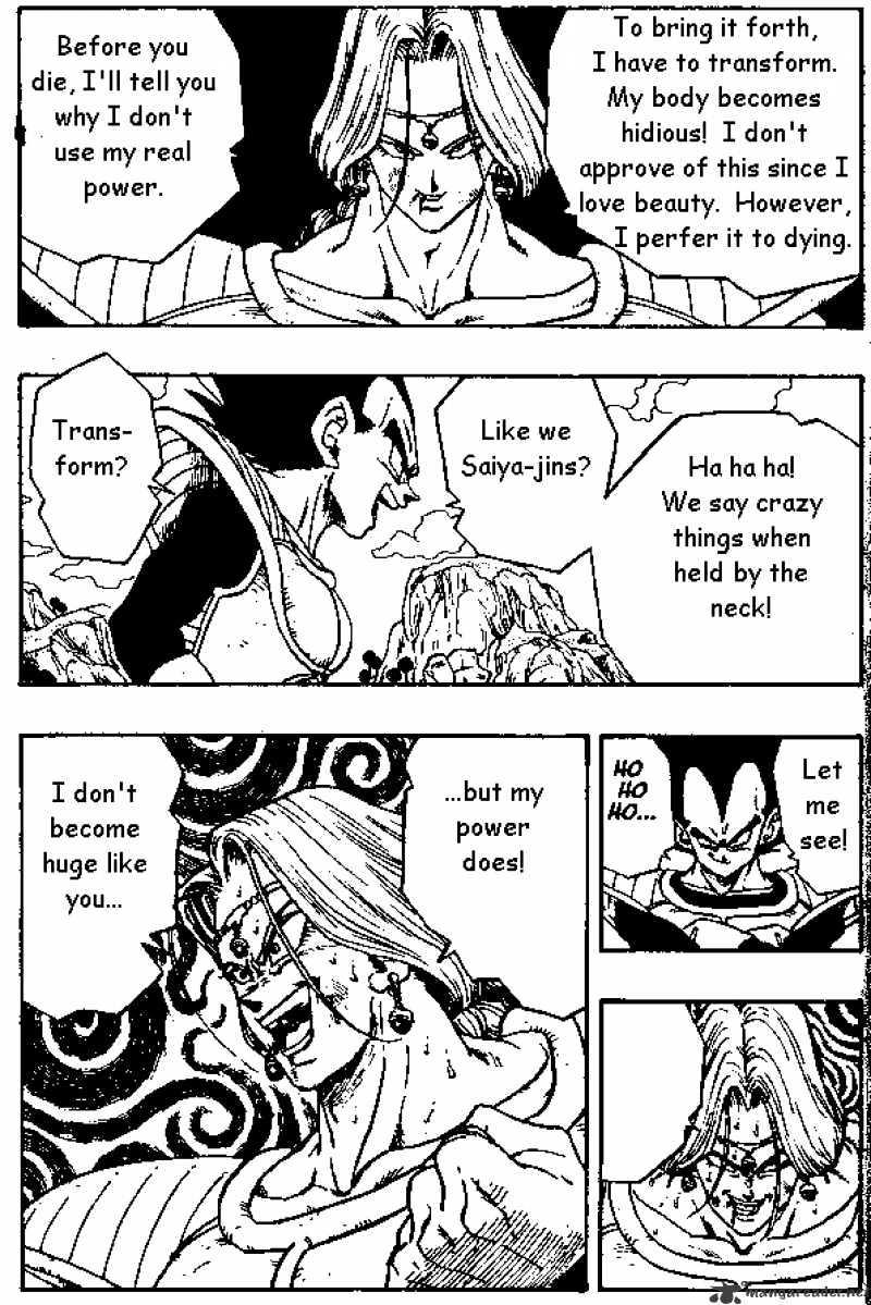 Dragon Ball Chapter 263  Online Free Manga Read Image 2
