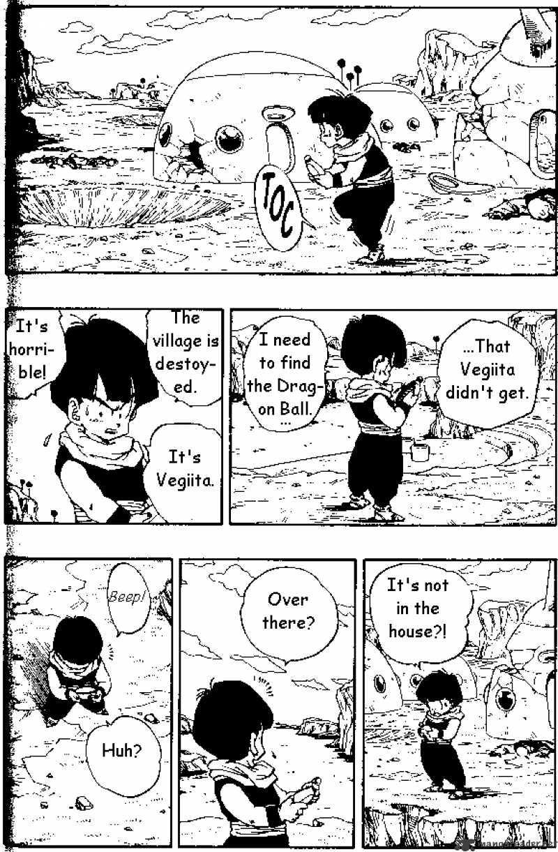 Dragon Ball Chapter 266  Online Free Manga Read Image 2