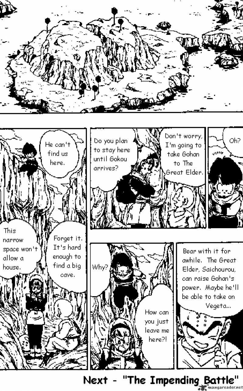 Dragon Ball Chapter 269  Online Free Manga Read Image 14