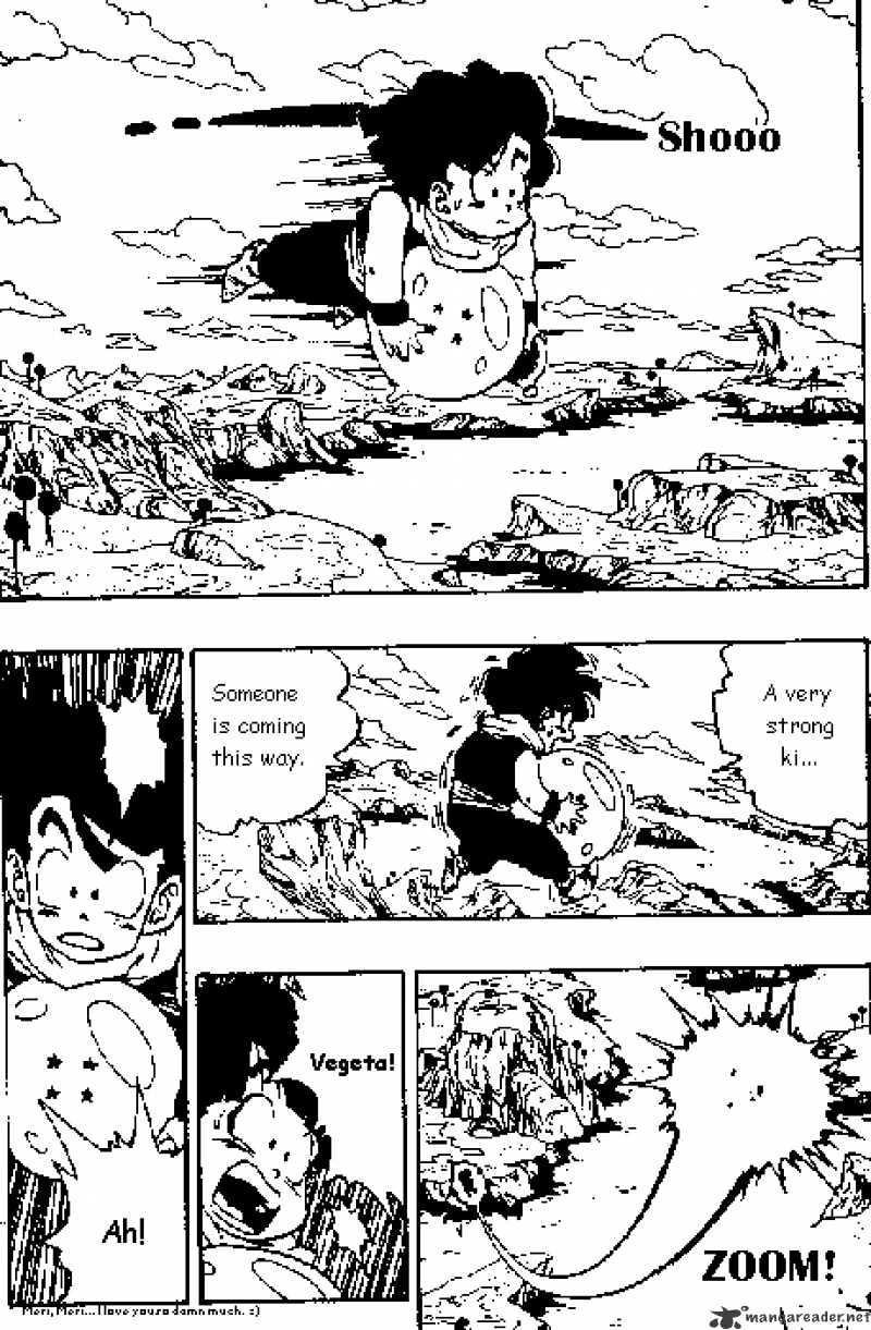 Dragon Ball Chapter 269  Online Free Manga Read Image 2