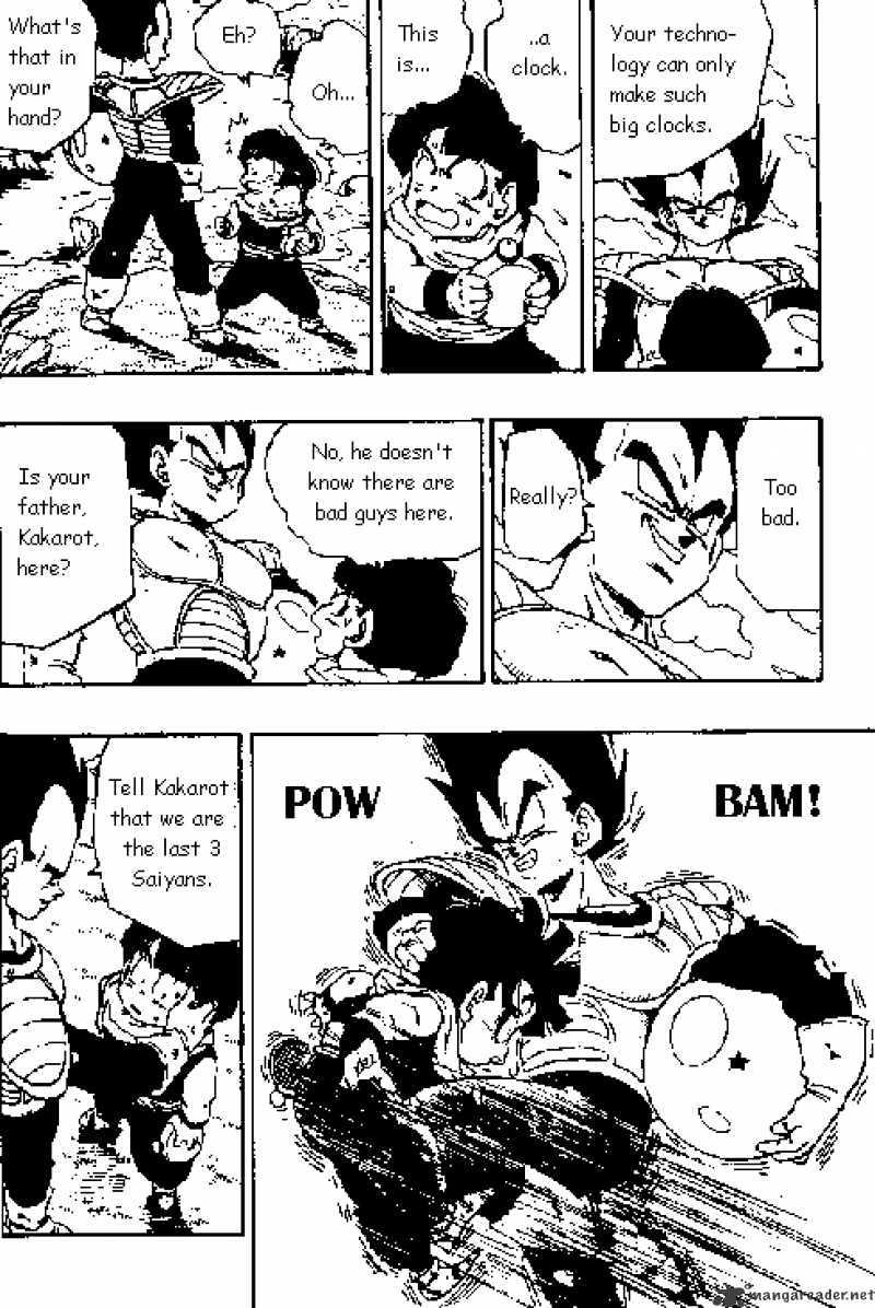 Dragon Ball Chapter 269  Online Free Manga Read Image 6