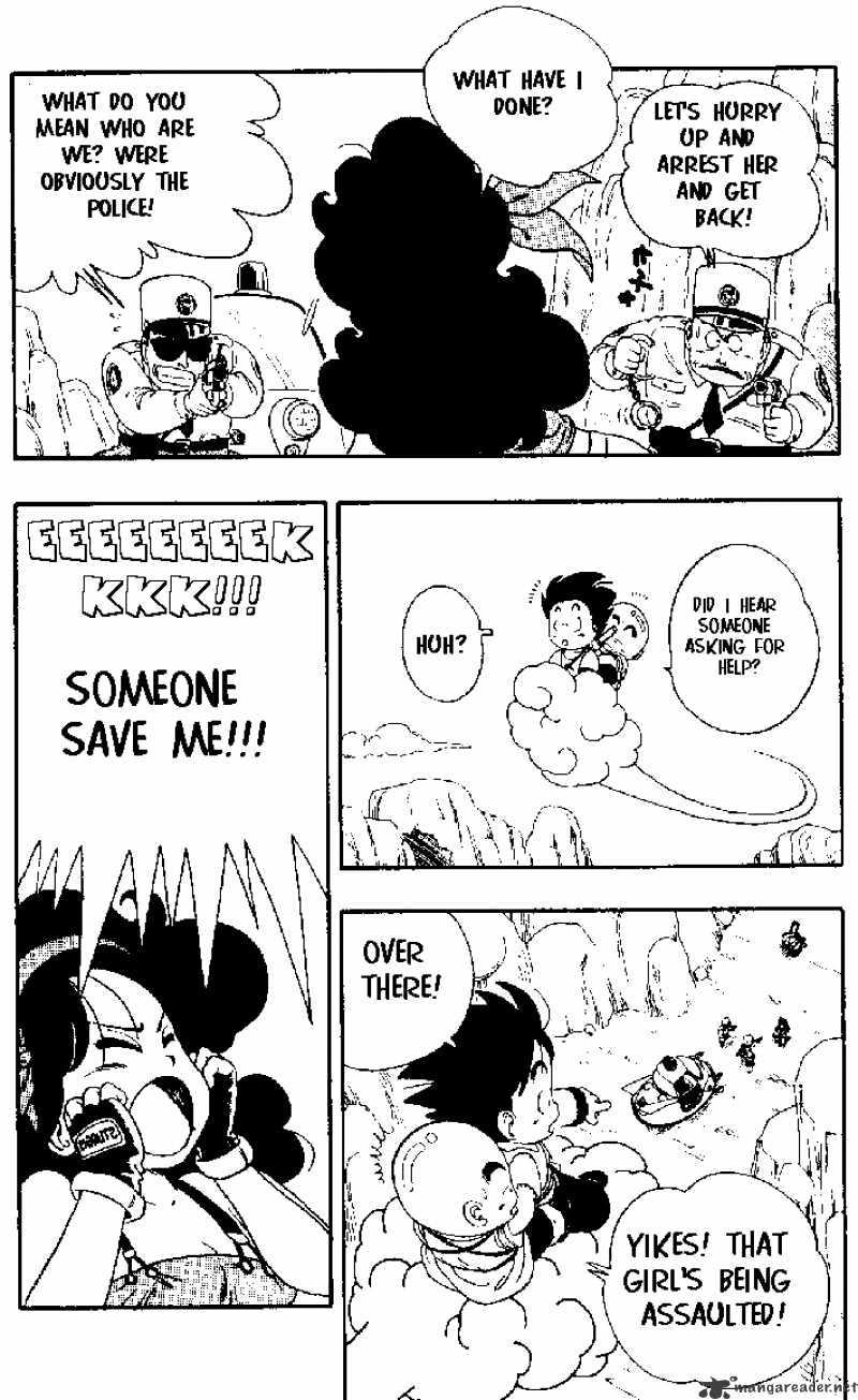 Dragon Ball Chapter 27  Online Free Manga Read Image 10