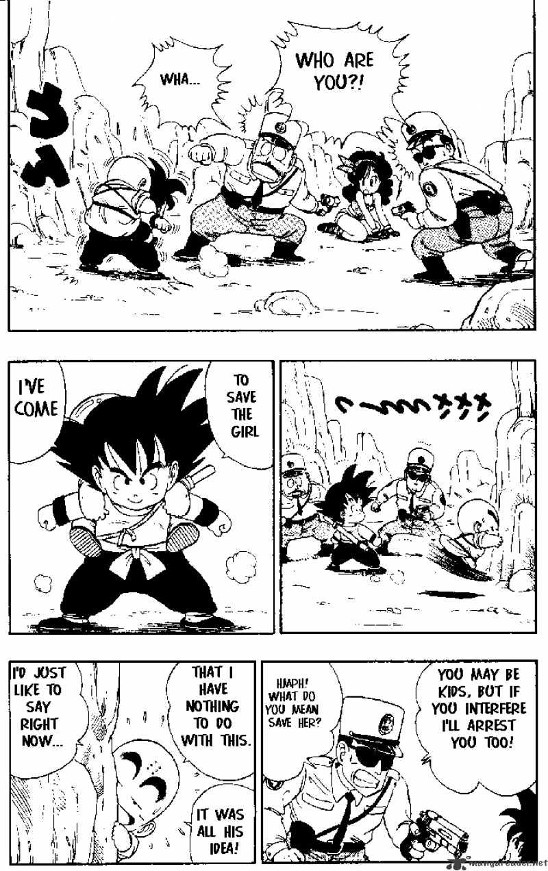 Dragon Ball Chapter 27  Online Free Manga Read Image 12