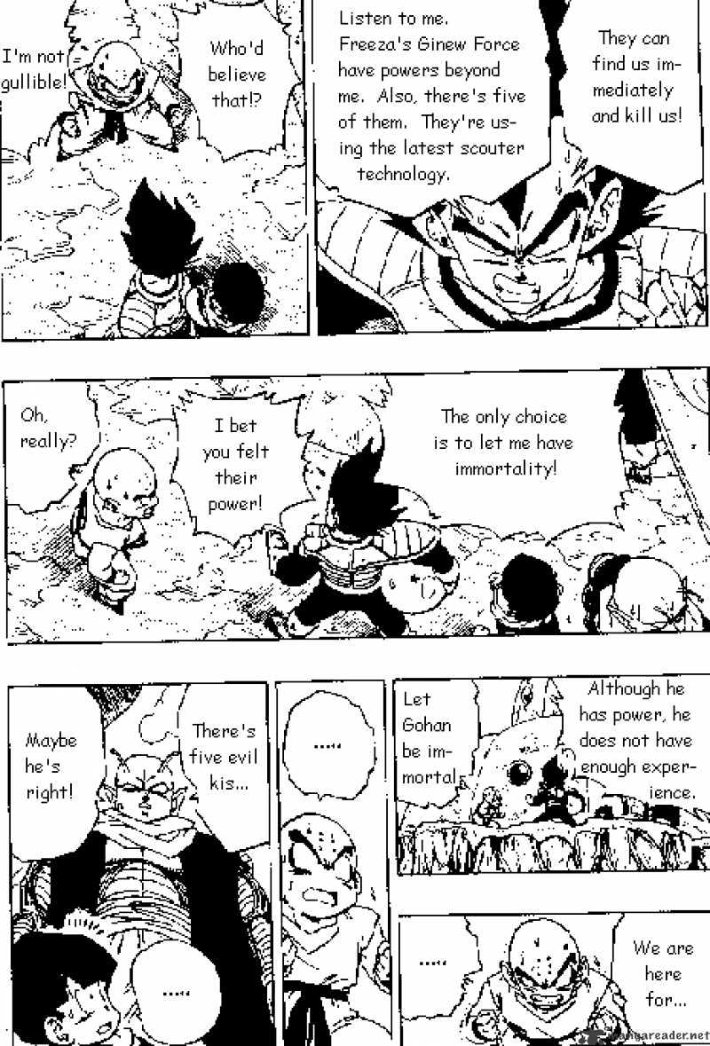 Dragon Ball Chapter 271  Online Free Manga Read Image 12