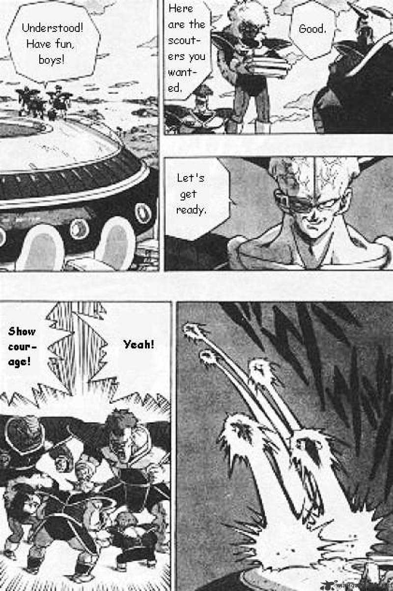 Dragon Ball Chapter 272  Online Free Manga Read Image 10