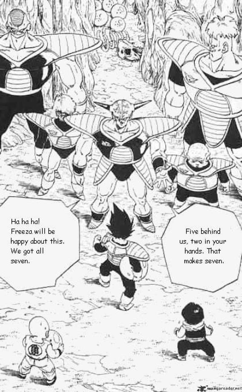 Dragon Ball Chapter 273  Online Free Manga Read Image 1