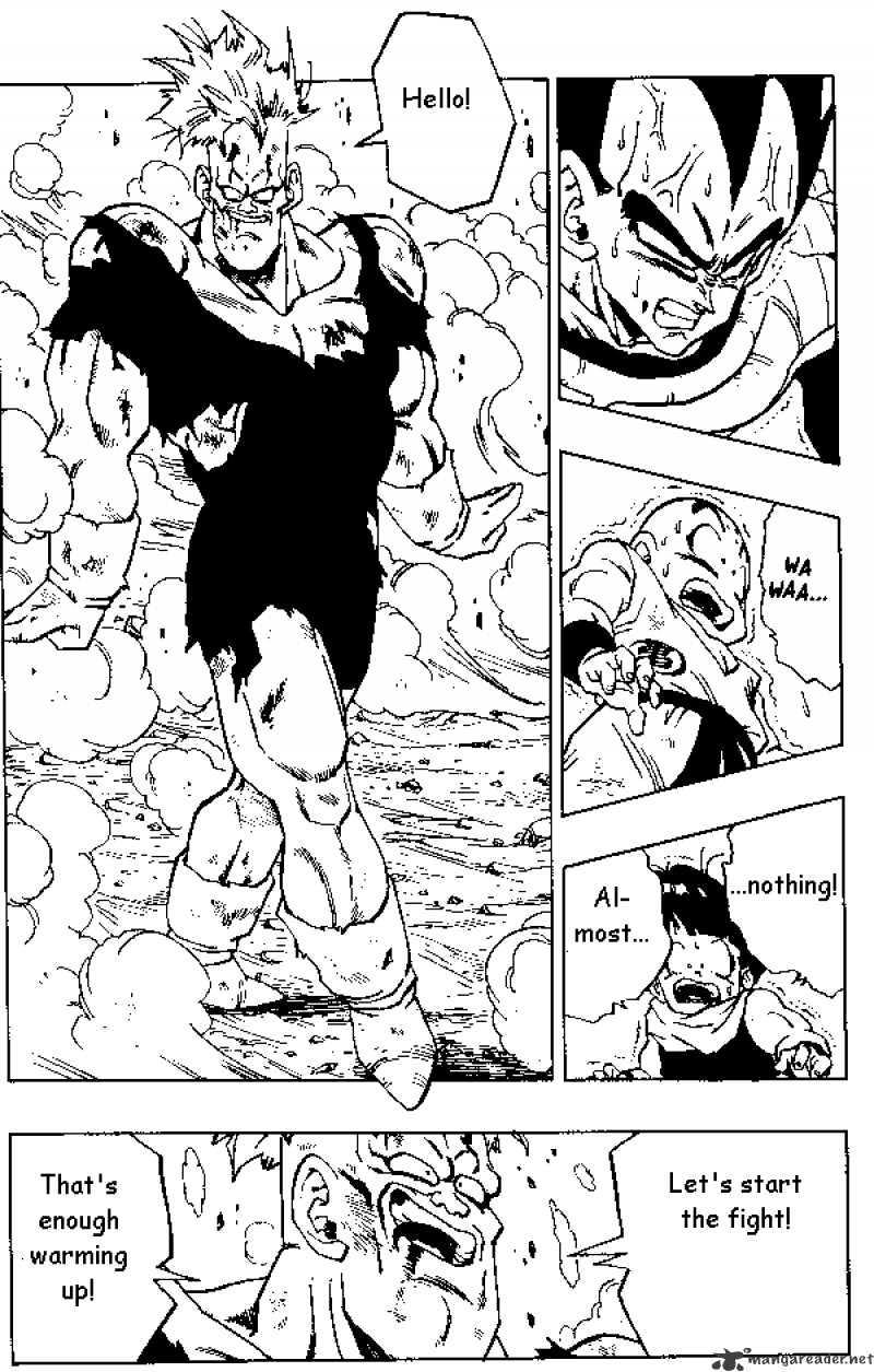 Dragon Ball Chapter 275  Online Free Manga Read Image 12
