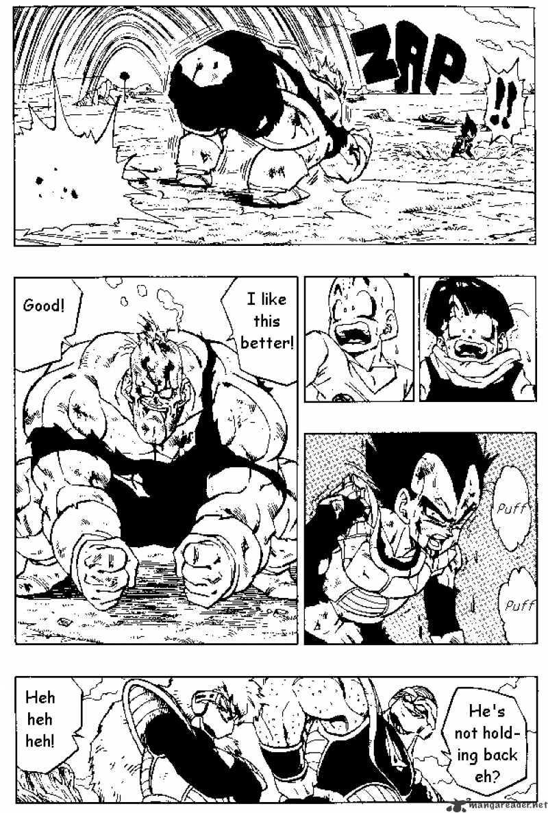 Dragon Ball Chapter 276  Online Free Manga Read Image 12