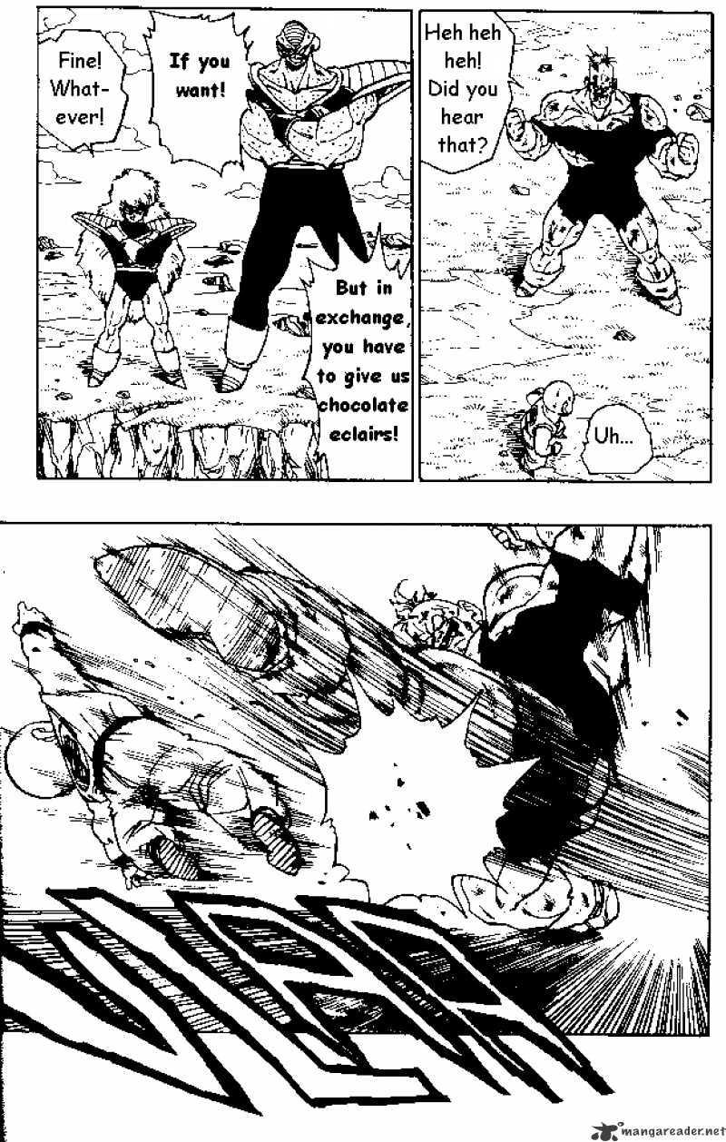 Dragon Ball Chapter 277  Online Free Manga Read Image 7
