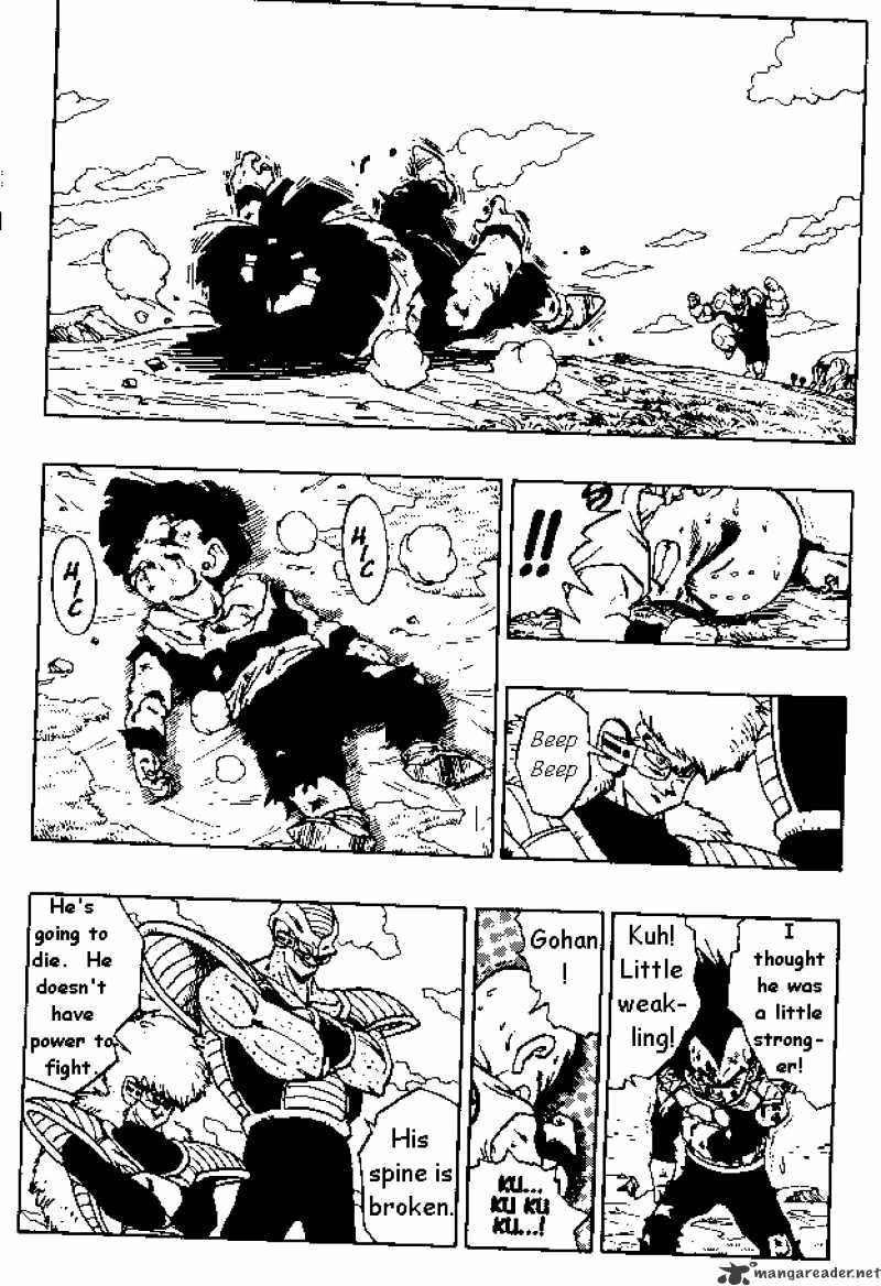 Dragon Ball Chapter 278  Online Free Manga Read Image 13