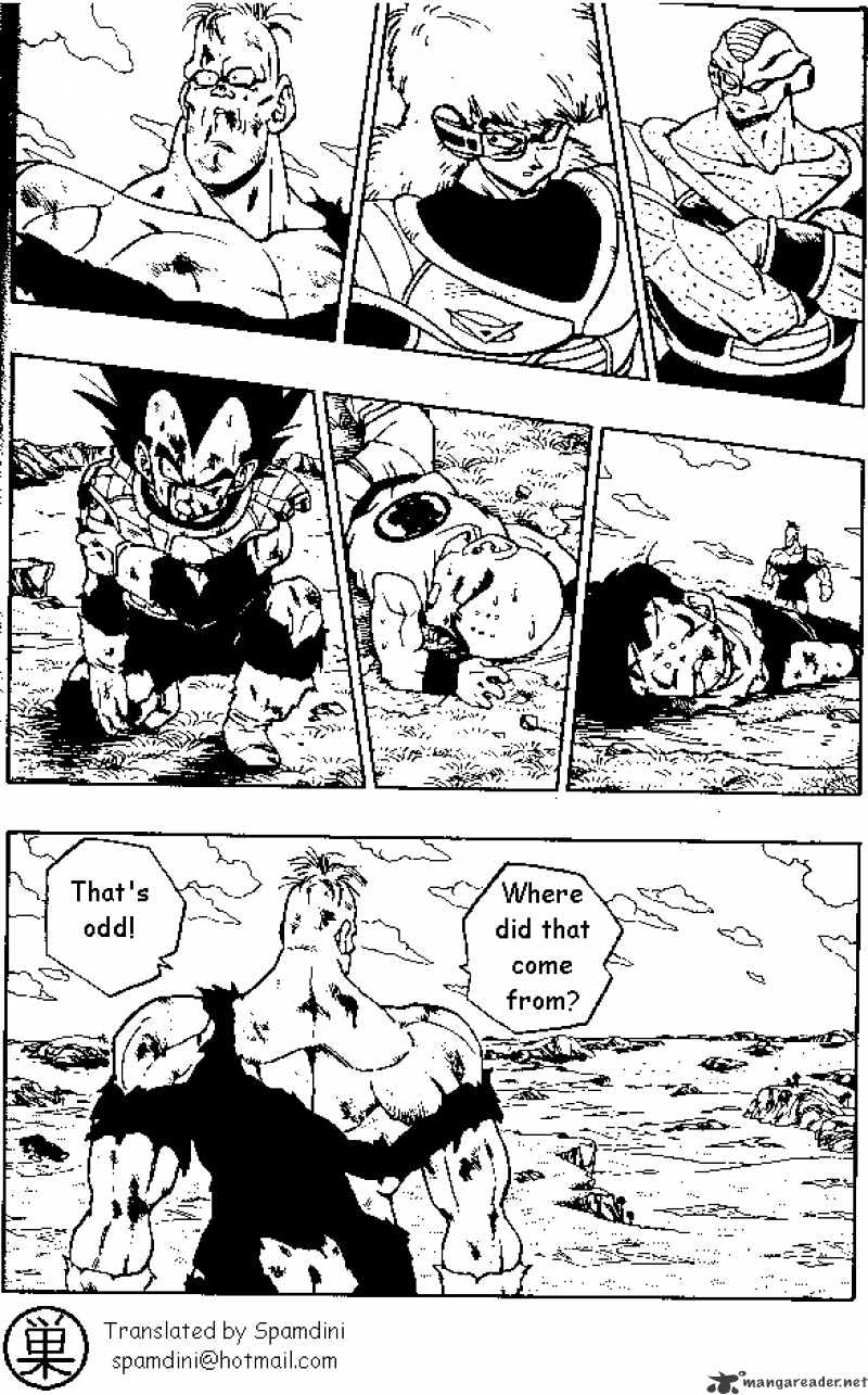 Dragon Ball Chapter 279  Online Free Manga Read Image 1