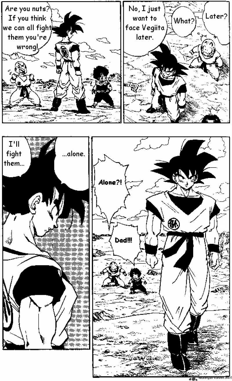 Dragon Ball Chapter 279  Online Free Manga Read Image 12