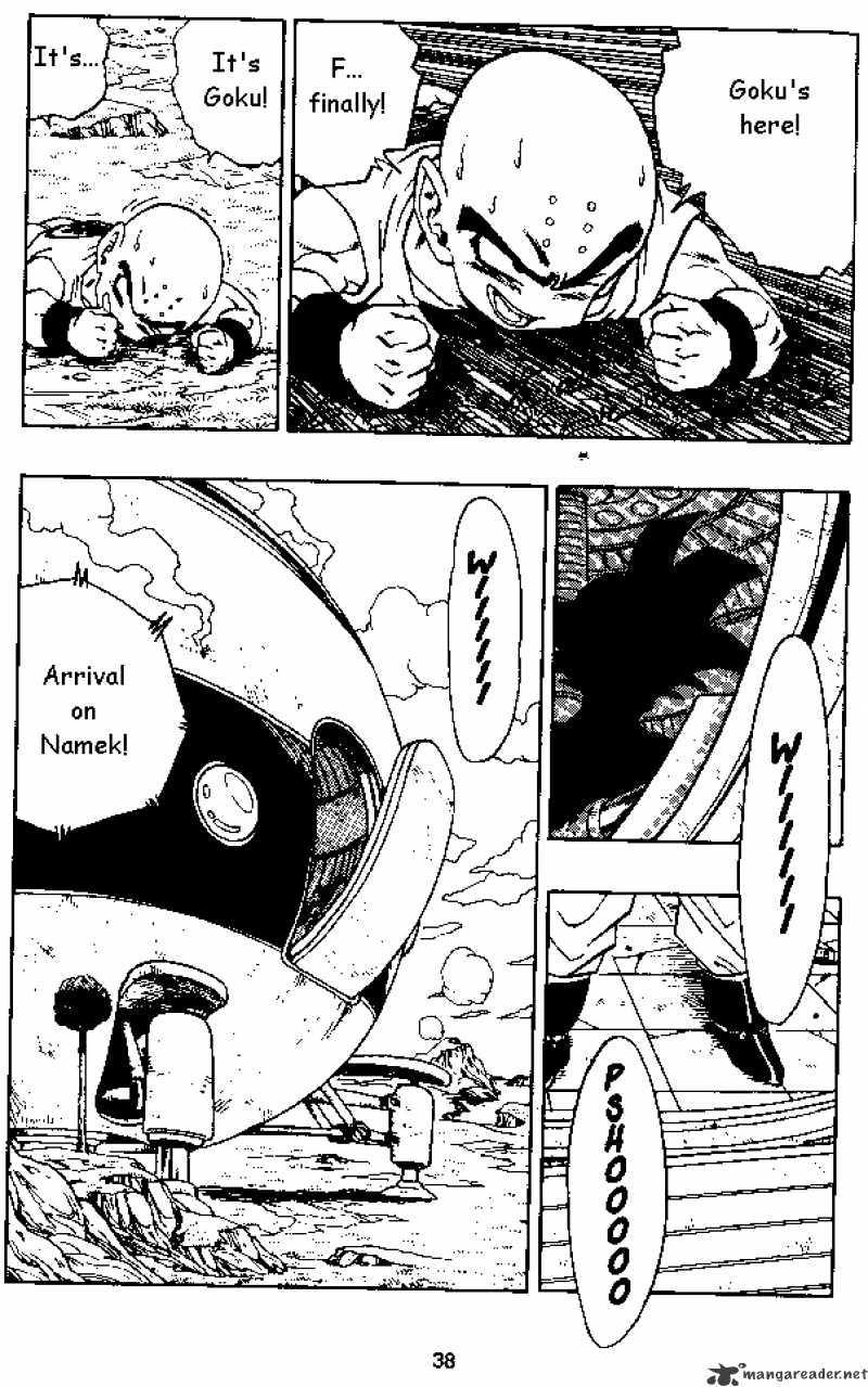 Dragon Ball Chapter 279  Online Free Manga Read Image 2